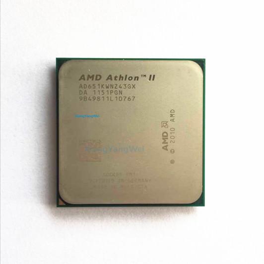 AMD Athlon II X4 651 X4 651X X4 651K 3.0 GHz Quad-Core CPU Processor AD651KWNZ43GX AD651XWNZ43GX Socket FM1