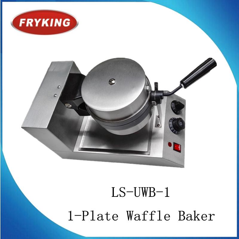 Groothandel keuken apparatuur mini wafel baker machine
