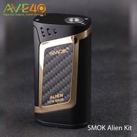 2017 100% Authentic 220W SMOK Alien Kit With 3ml TFV8 Baby smoking electronic
