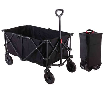 Sopop patent reserved collapsible outdoor utility folding wagon child wagon
