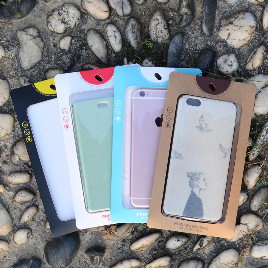 Personalizado Caixa de Papel de Embalagem Caso do Iphone para O Iphone 8/x Mais