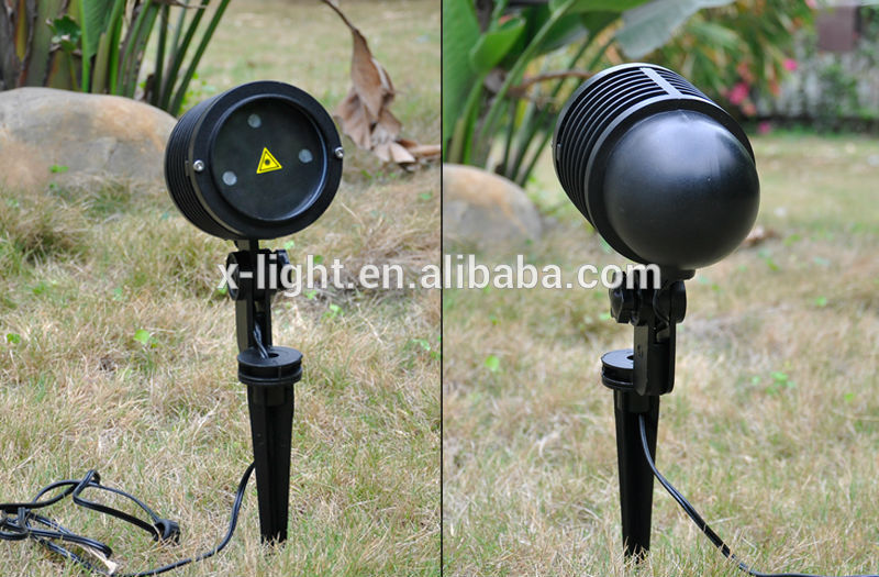 Static Green Garden Laser/outdoor Garden Lighting/waterproof Lawn ...