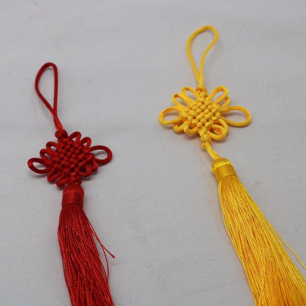 beautiful high-quality Chinese Knot Tassel For Festival Decoration