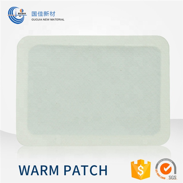 Bulk comprare dalla Cina OEM private label corpo caldo caldo di patch caldo pacchetto pad caldo
