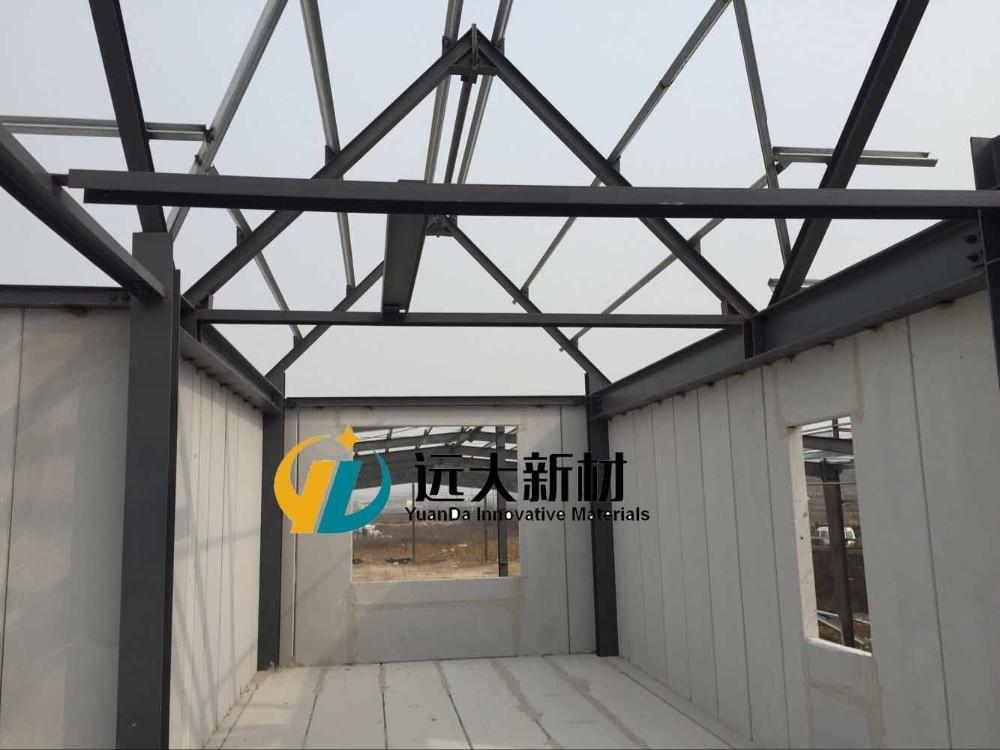 Low Price Aac Alc Precast Concrete Lightweight Wall Panel