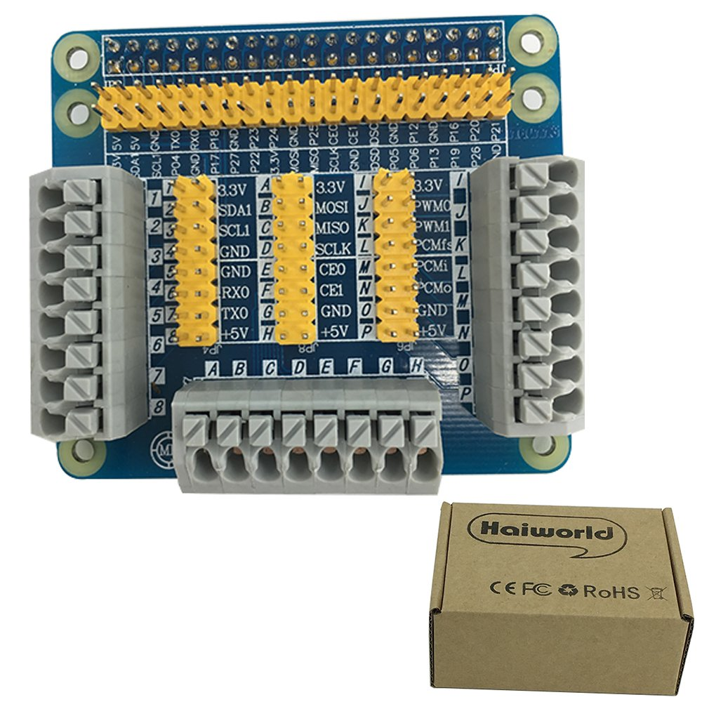 Buy Haiworld GPIO Extension Board Multifunction Interface