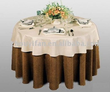 Best Selling In Usa Restaurant Table Cloth