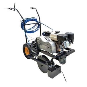 Road marking paint machine for traffic Line
