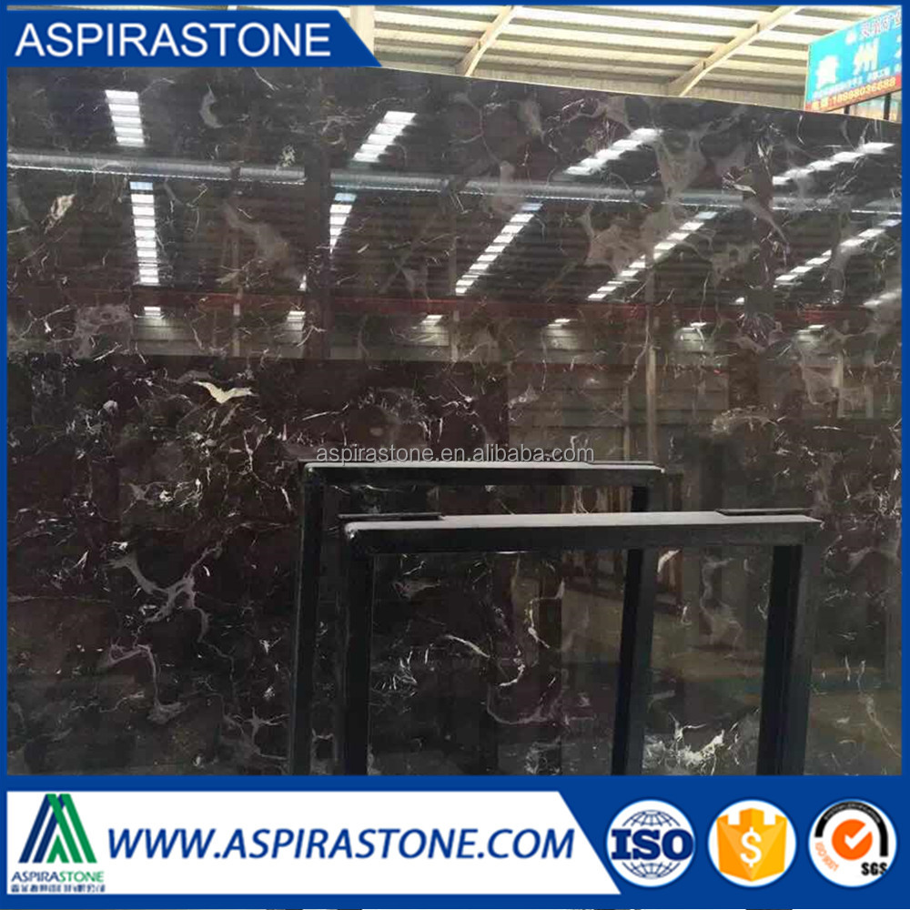 Suppliers China dark emperador marble slab price
