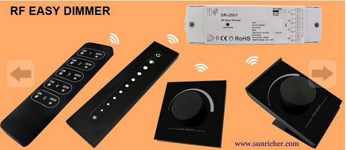 Rf-afstandsbediening/rotary/portable Schakelaar Touw Verlichting ...