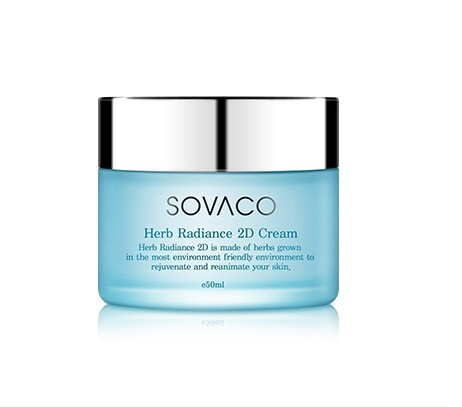 Best Sovaco Herb Radiance 2d Whitening Moisturizing Cream