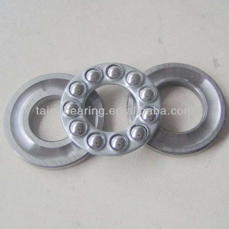 51222 Iron Plate Stamping Cage Senior Ball Thrust Bearing