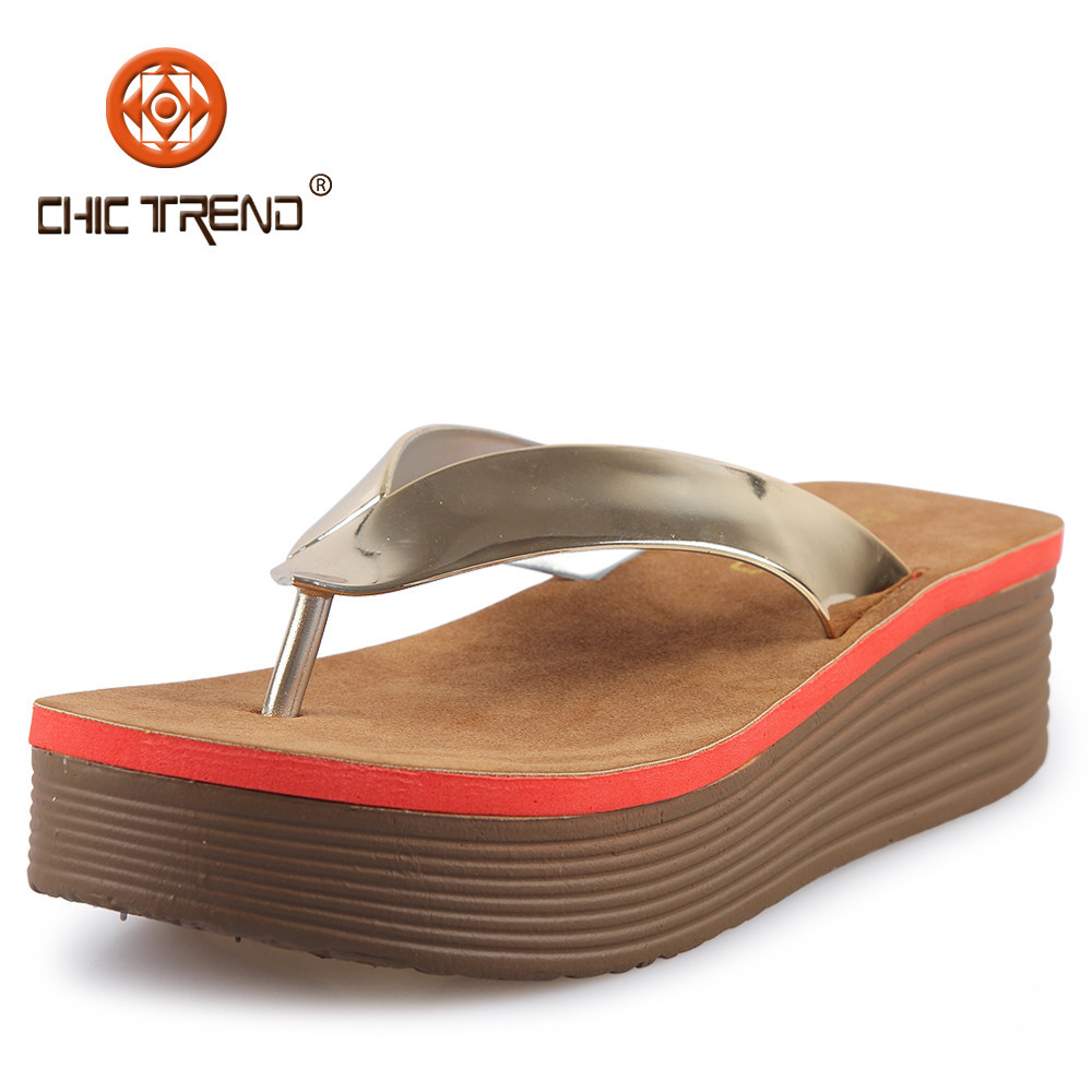 2015 Latest Design Melissa Shoes Wedge Ladies Sandals Roman Shoes ...