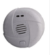 10 years power supply Lithium Battery Operated Smoke Alarm Detector