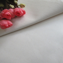 Cotton Grey Fabric Raw Natural Color/ Calico Fabric