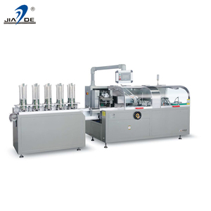 JDZ-100 Fully Automatic Tube Carton Packaging Machinery