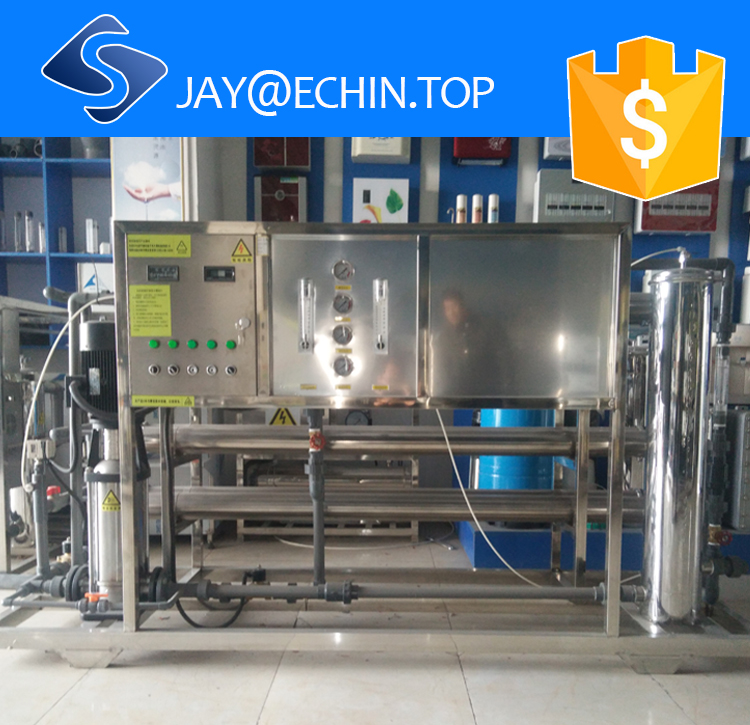 Lab Water Purification System Di Water Equipment Cj1228