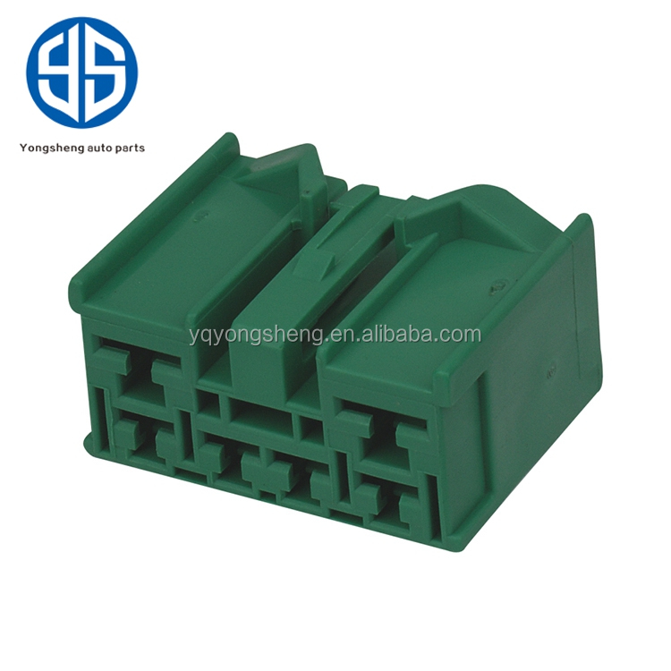 TE CONNECTIVITY AMP   929504-2   HOUSING JPT 6WAY Price for 10