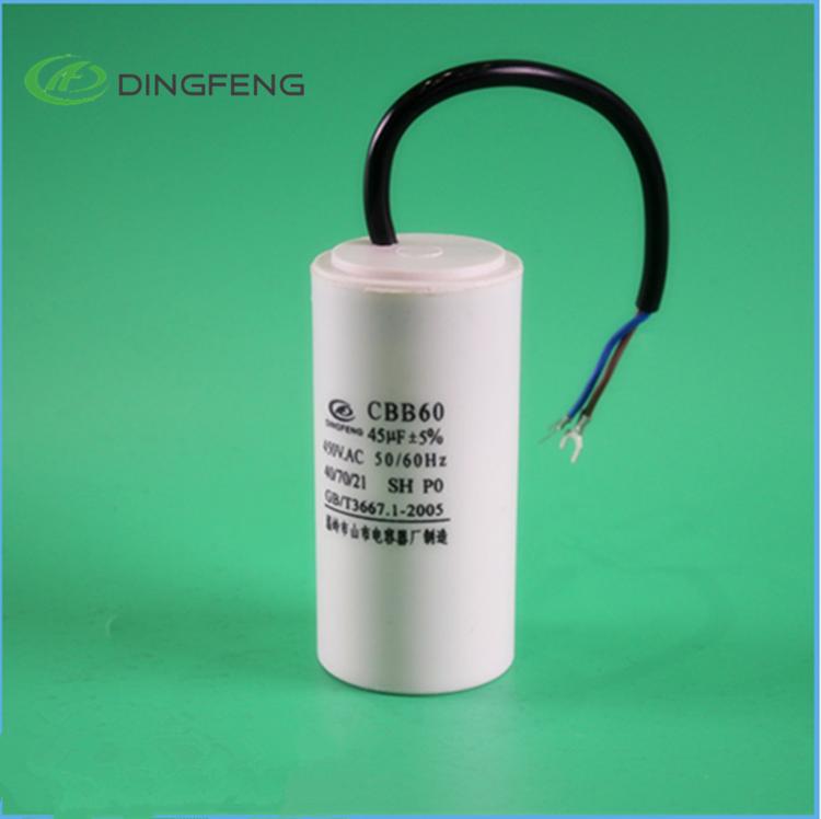 Cbb60 Start Capacitor Wholesale, Cbb60 Suppliers - Alibaba