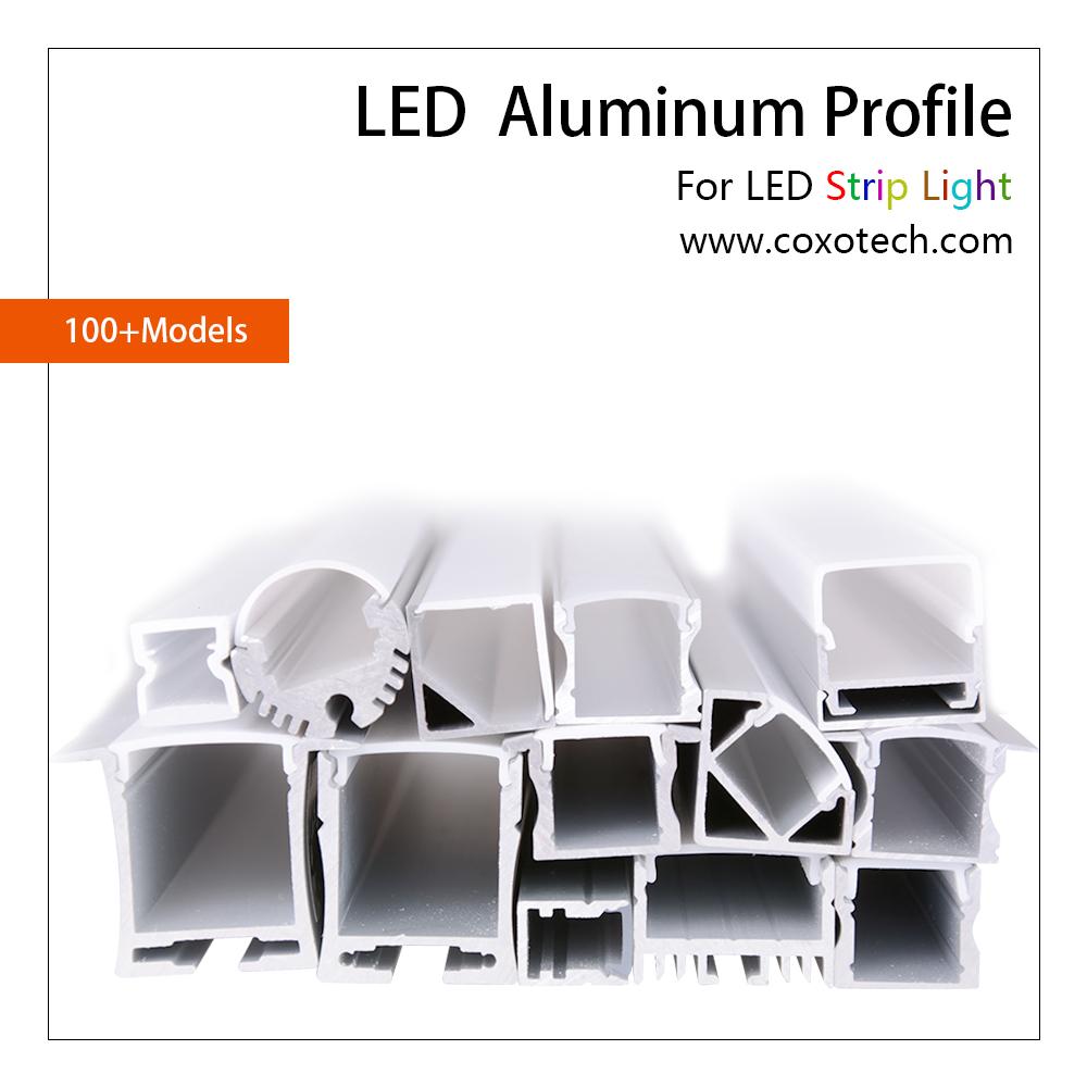 China Supplier Led Strip Diffusion Channel/aluminum Rigid Led ...