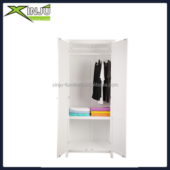 Plastic Large Space Cloth Storage Wardrobe
