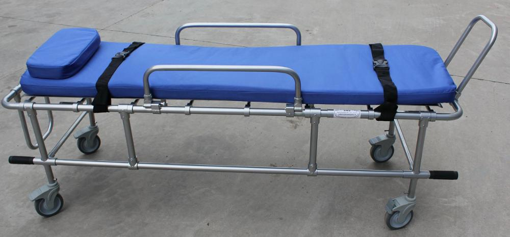 RC-B5 Patient transfer non-magnetic stretcher beds For MRI