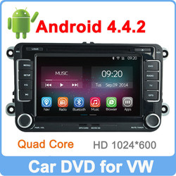 Ownice C200 Newest S7902 Pure Android 4.4.2 volkswagen car dvd gps Support OBD DVR TPMS optional