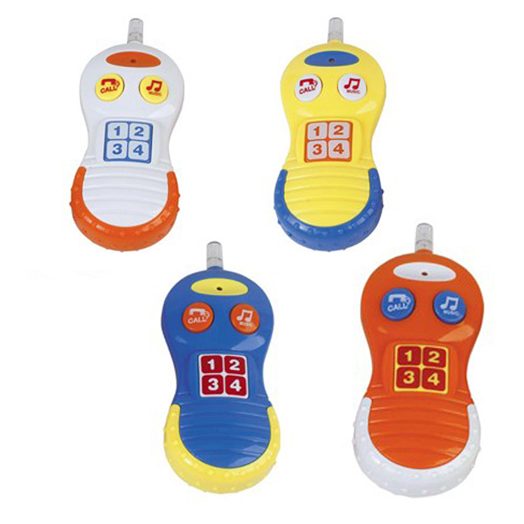 Educational music toy mobile phone for kids