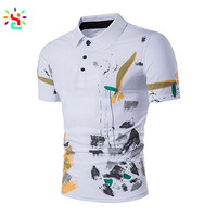 2020 wholesale polos tee shirts gender man printing t shirt cotton summer golf clothes new fashion sport wear OEM & ODM factory