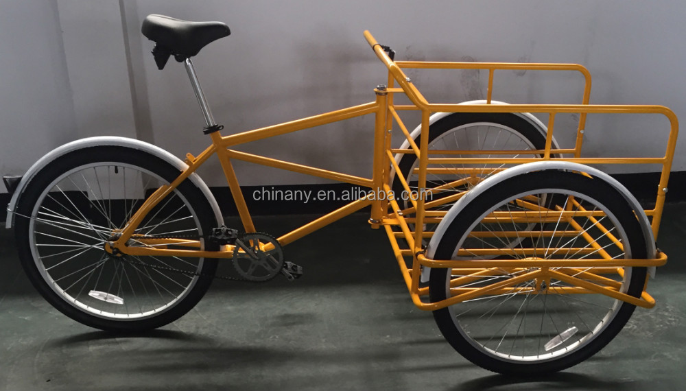 Front Load Utility Tricycle Or Vender Bike Ub9033 Bullitt