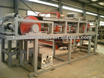 Industrial Vacuum Belt Filter-sludge dewatering machine