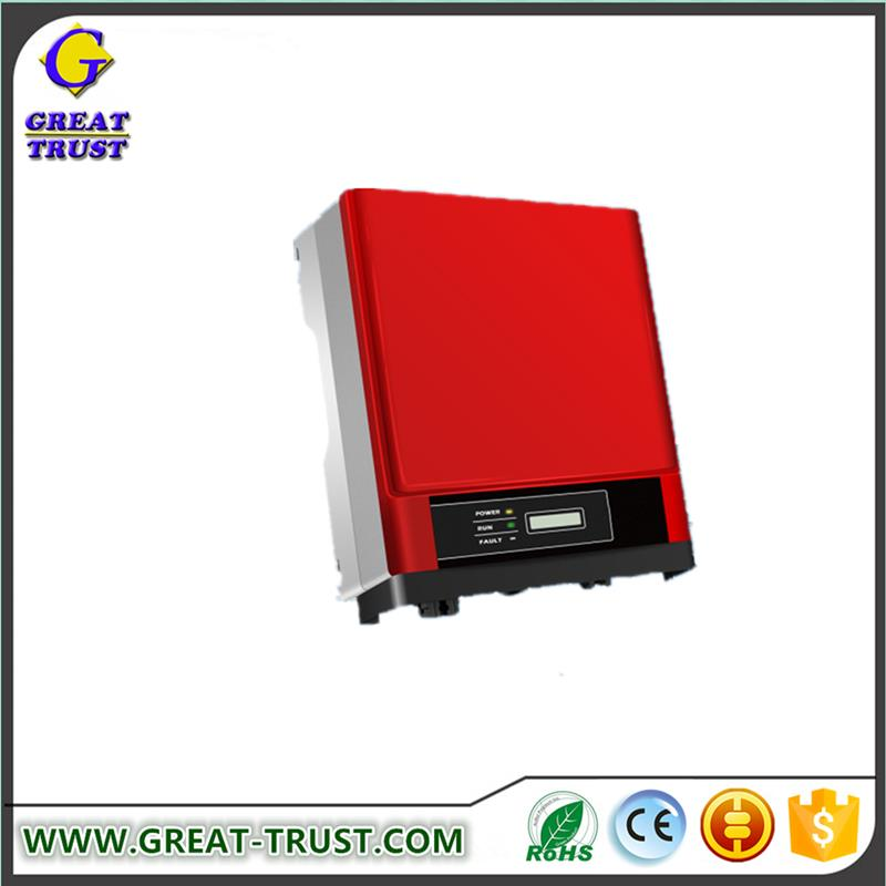 Hot selling solar power on grid renewable energy system for 10kw without battery with CE certificate