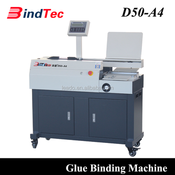 BD-D50-A4 Automatic Home Book Binding Machine