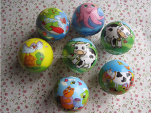 Various Animal Shaped Pu Foam Stress Ball