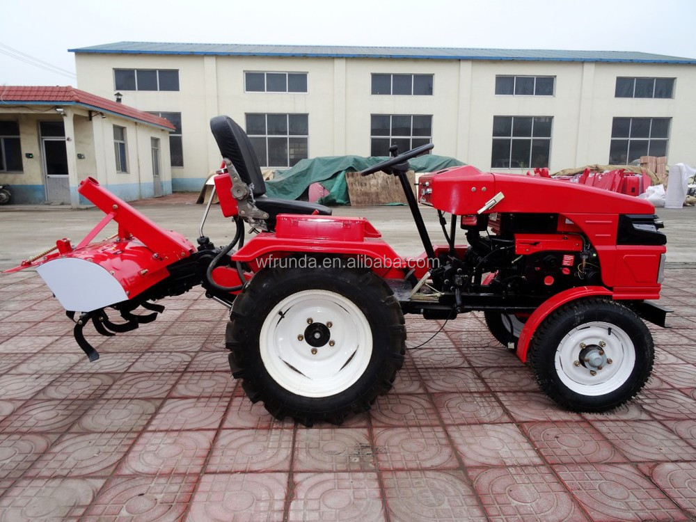 Hot Sale Rotary Tiller For Garden Tractor