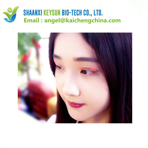 Cheapest Colour Changing Led Eyelashes Luminous Eye Lashes For Halloween Masquerade Party KS184