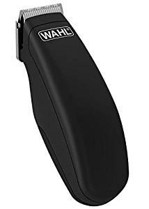 Black Wahl Rubberised Pocket Pro Battery Trimmer