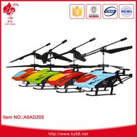 Wholesale price promotional rc helicopter toys with Gyro