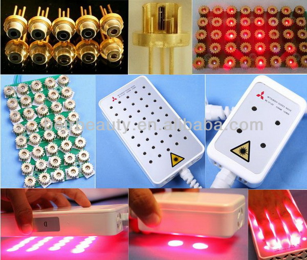New product ideas 2019 12 mitsubishi diode laser paddles total 336 diodes dualwavelength lipo laser machine for weight loss