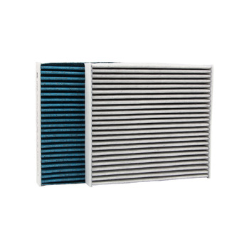 High flow car cabin air filter for toyota Good for filtrating PM2.5