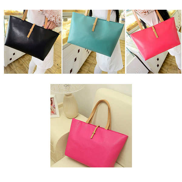 2016 Fashion cheap colorful ladies lady handbag/lady hand bag