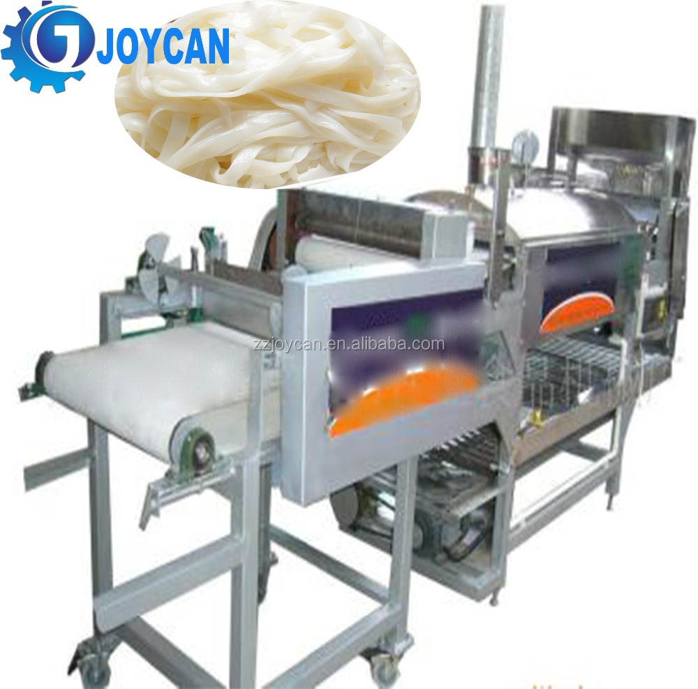 Pop noodles Rice Flour Noodle Vermicelli Production Line rigatoni making machine