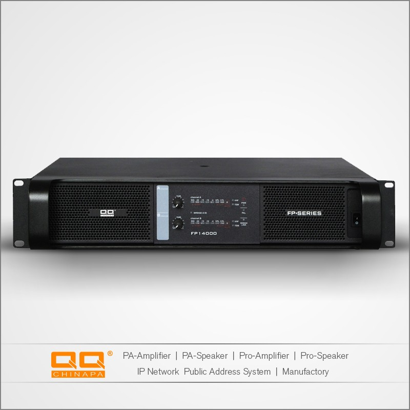 FP-14000 FP-10000Q Switch High Power Professional Amplifier For PA System