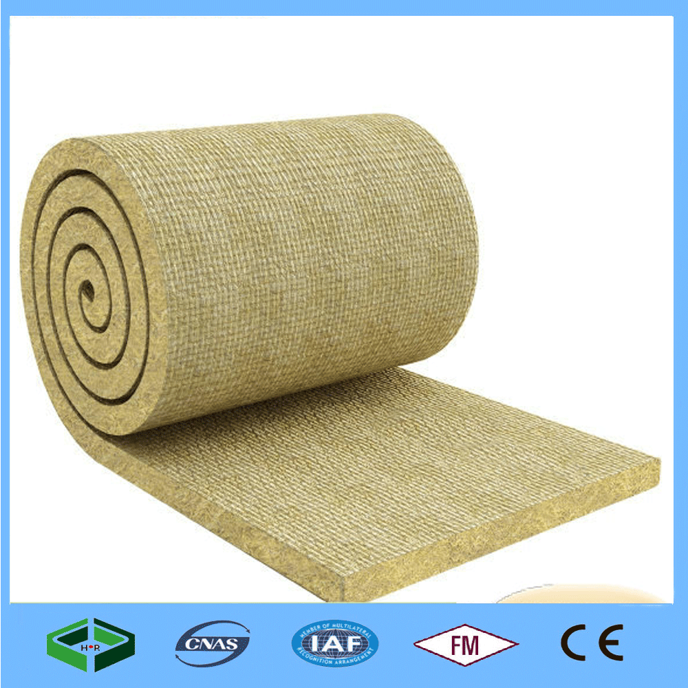 Good Mineral Wool Blanket #4: Rock Wool Covered Aluminium,Mineral Wool,Basalt Wool Blanket Price Thermal  Insulation Board