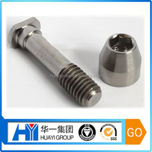 custom stainless steel hex socket bolt and nut company suppliers