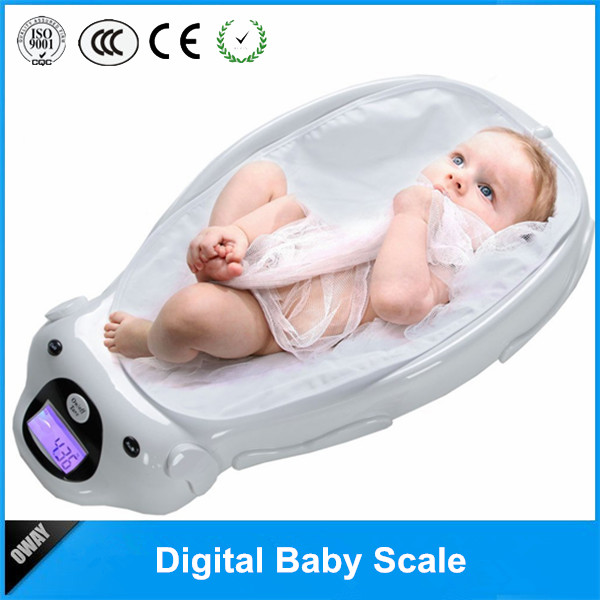 Top sell cute dog electronic baby scale with music