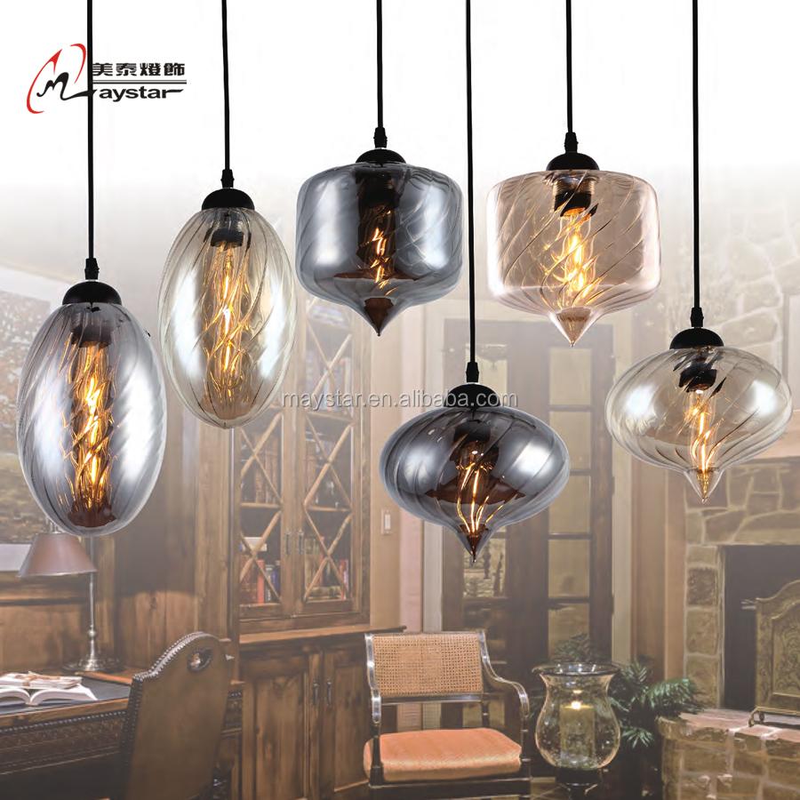 Monkey Table lamp Wall lamp Chandelier Floor lamp Black Resin Material EdisonE27 Creative Country Retro Chandelier bar Cafe Restaurant Hemp Chandelier@Black C