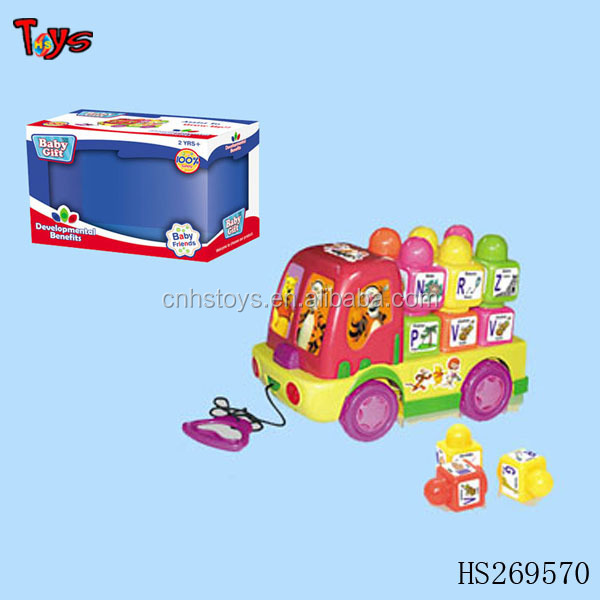 very hot sale popular play and learn wange building blocks