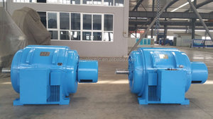 Steel Rolling Mill wound rotor AC Motor