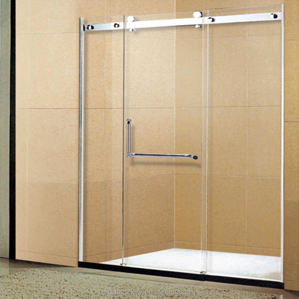 Frameless Glass Shower Door, Frameless Glass Shower Door Suppliers ...